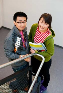 Study in an international environment at Kajaani University of Applied Sciences in Finland!