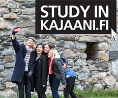 Read more about studying in Kajaani!