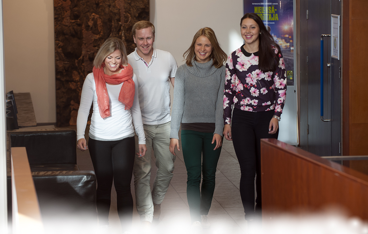 Study a Bachelor's degree in English at Kajaani University of Applied Sciences in Finland