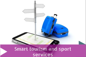 Smart tourism and sport services