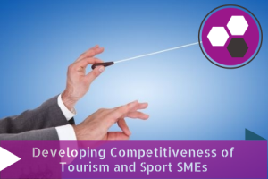 Developing competitiveness of tourism and sport SMEs